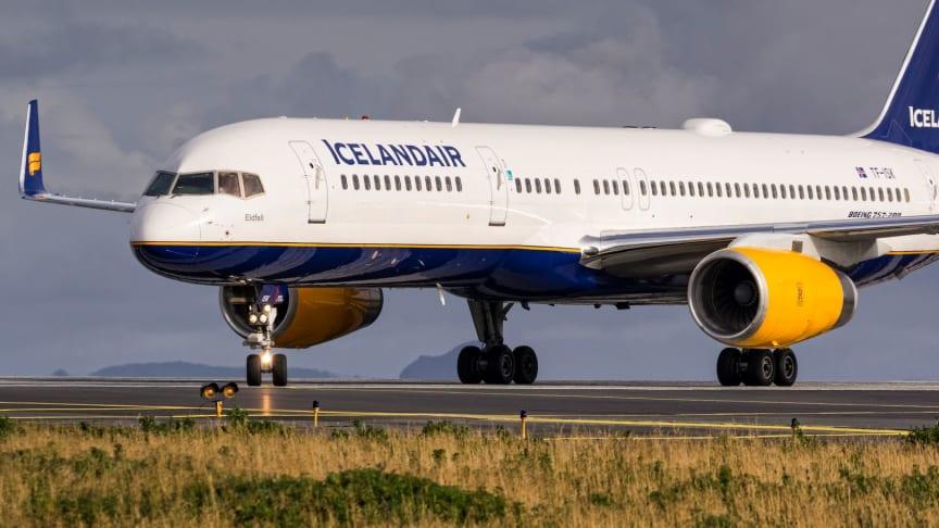 Icelandair vokser med tre nye amerikanske destinationer: Introducerer Kansas City og vender tilbage til San Francisco og Baltimore.