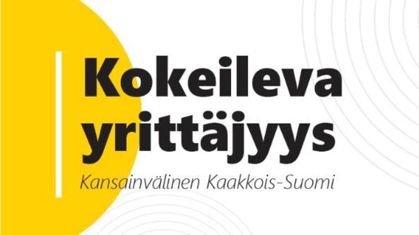 VERKKOSEMINAARI: KOKEILEVA YRITTÄJYYS -KANSAINVÄLINEN KAAKKOIS-SUOMI