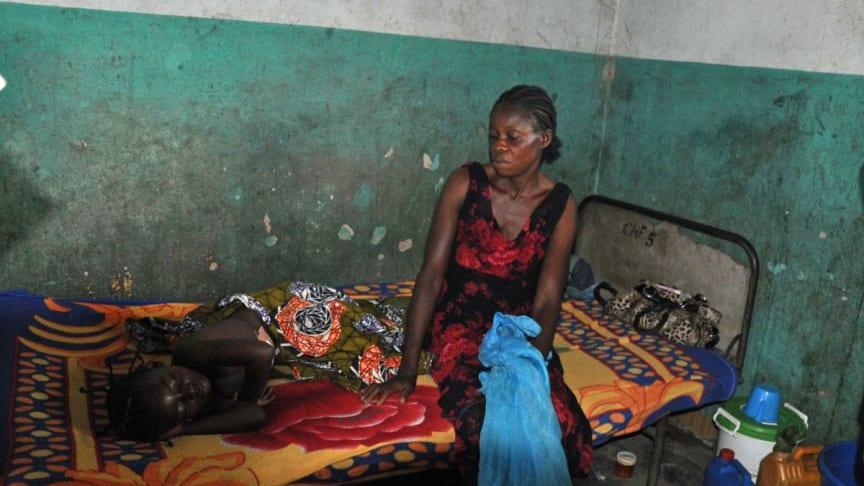 Utökat stöd till DR Kongo
