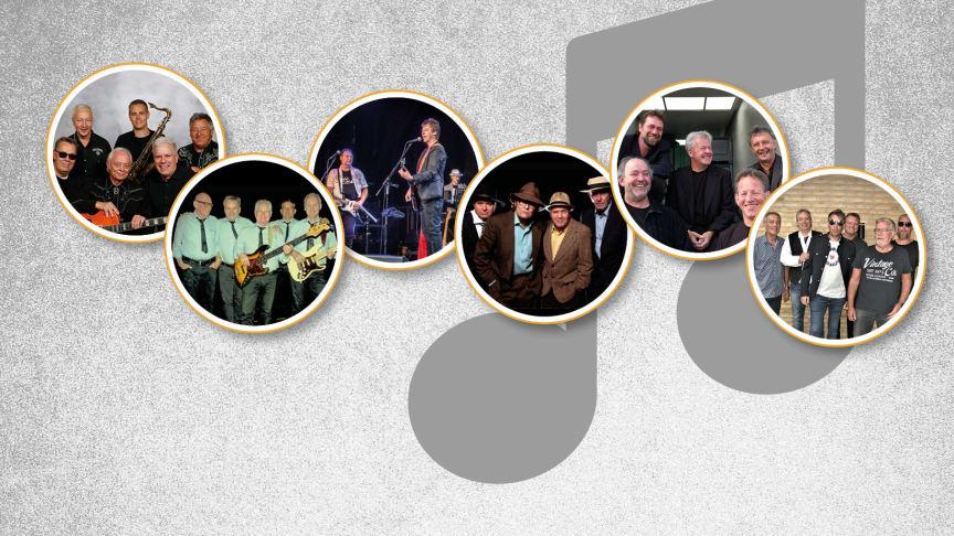 Seks forskellige bands dyster i helt ny pigtrådskonkurrence i september på Bakken.