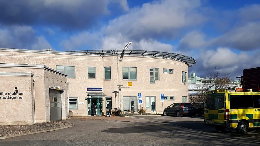 Norrtälje sjukhus i förstärkningsläge