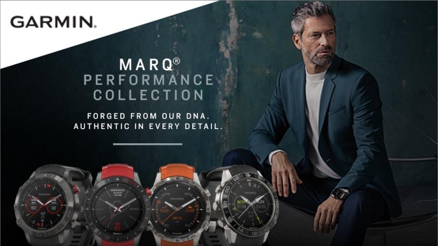 Garmin MARQ Performance Edition serien