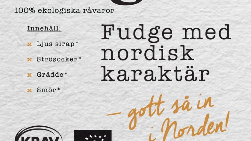 Lakritsfabriken köper in sig i Nordic Fudge!