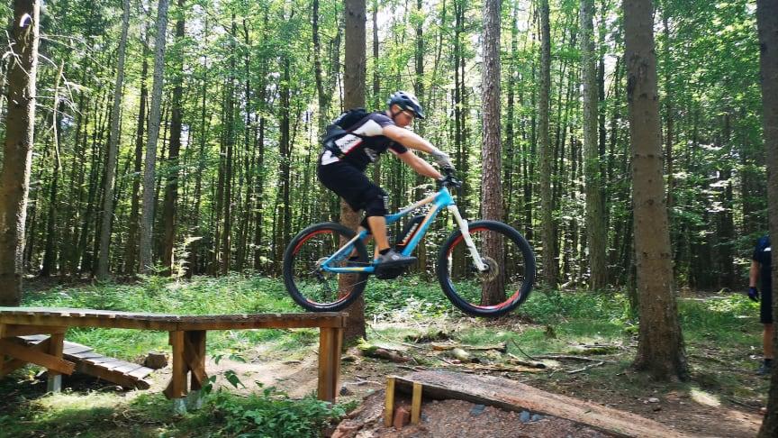 Bike, BBQ und Branchentalk: Im September zieht es Zimmerer, Dachdecker, Klempner, Bauingenieure und MTB-Enthusiasten nach Willingen zum MTB-Adventure 2020.  Foto: DDH