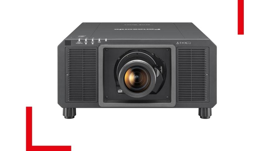 Panasonic Laserprojektor PT-RZ21K jetzt bei publitec in der Vermietung und im Verkauf
