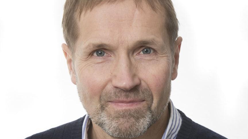 Magnus Duvnäs. Fotograf: Lennart Johansson