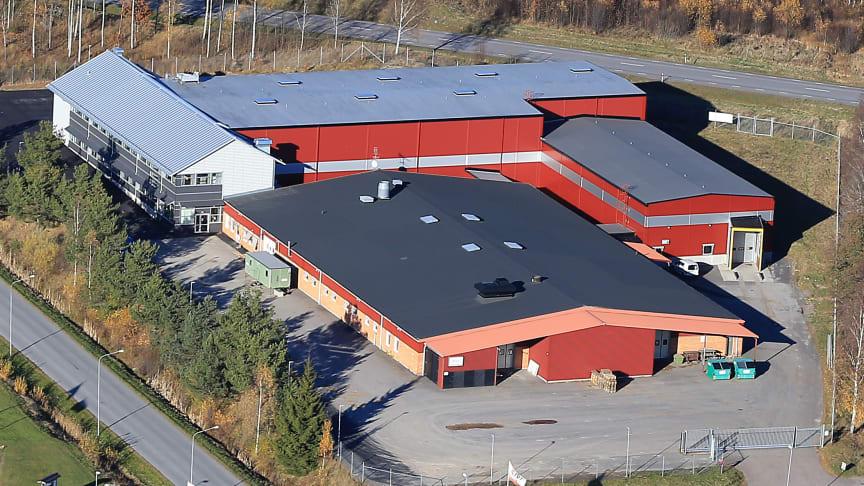 ABIGO Medical har investerat 30 miljoner kronor i en utbyggnad av fabriken i Askersund.