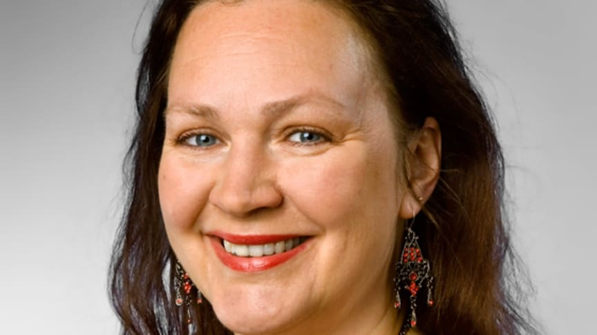Annelie Bränström-Öhman får Baltics samverkanspris