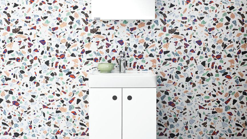Intro – plåt och funktion i skön symbios. Det är rena linjer, det är praktiskt, det är plåt. Nyheten Intro är en badrumsmöbel som tål tuffa tag. Möbelserien är smidig och tar liten plats vilket gör den perfekt också i det lilla badrummet.