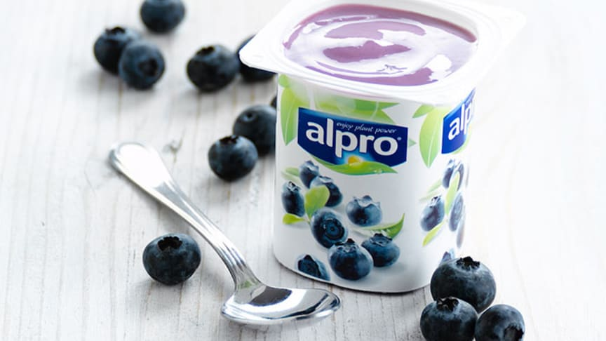 Alpro får terningkast 5 i yoghurt-test