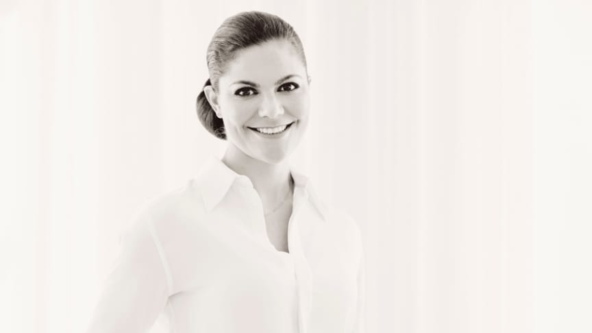 Kronprinsessan inleder Barndiabetesfondens vetenskapliga symposium med anledning av fondens 30-årsjubileum. (Foto: Erika Gerdemark, Kungahuset.se)