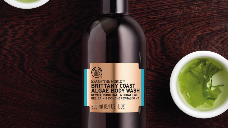 Brittany Coast Algare Body Wash 250ml_env