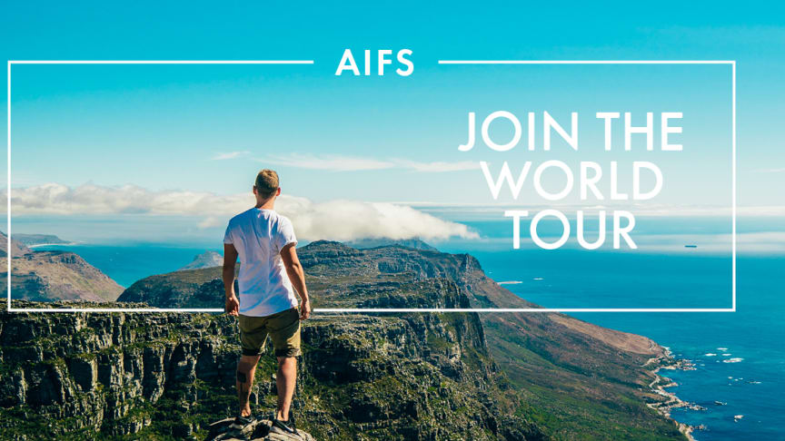 AIFS Join the World Tour 2019