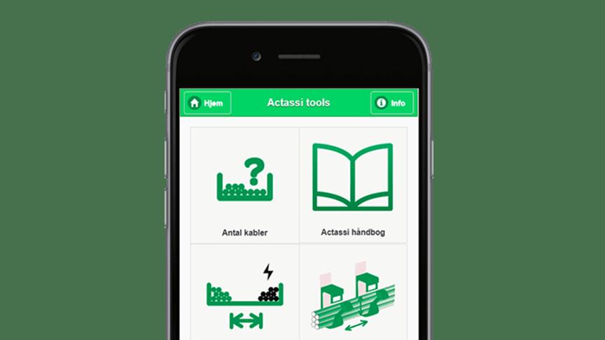Actassi Tools webapp