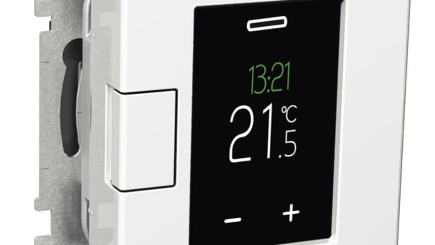 Ny energisparende touchtermostat