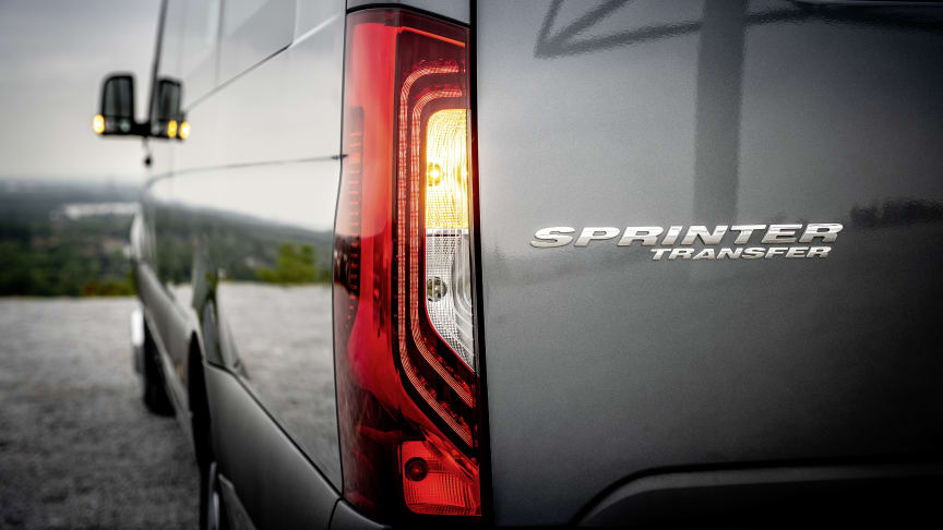 Mercedes-Benz Vans Sprinter sig til rekordår