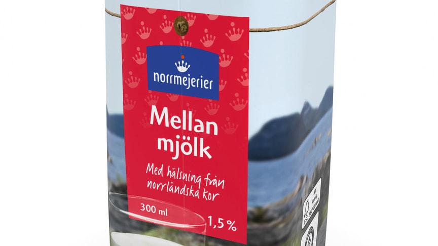 Max Hamburgare väljer Norrmejerier till Norrländska restauranger