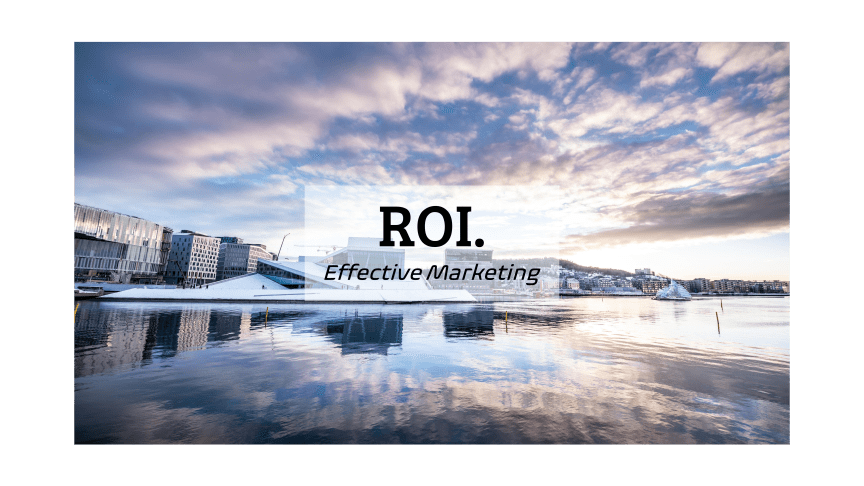 ROI acquires Effective Marketing in continued growth