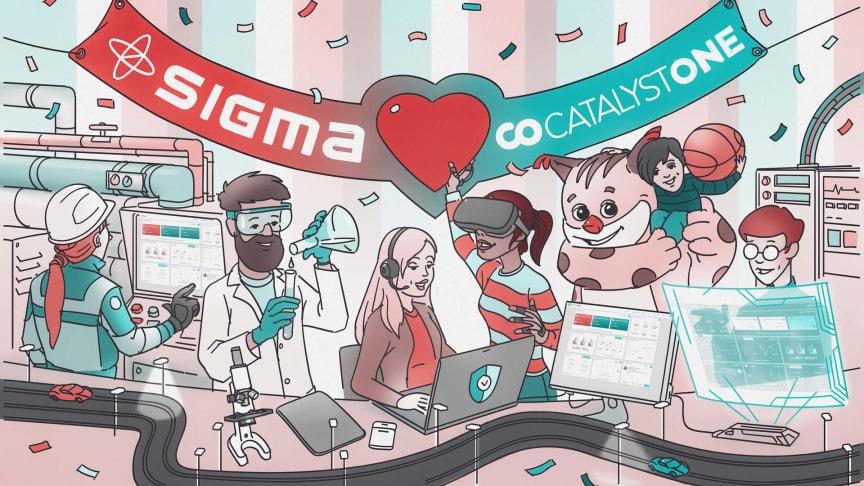 Sigma vinner årets HR-systemprojekt med CatalystOne