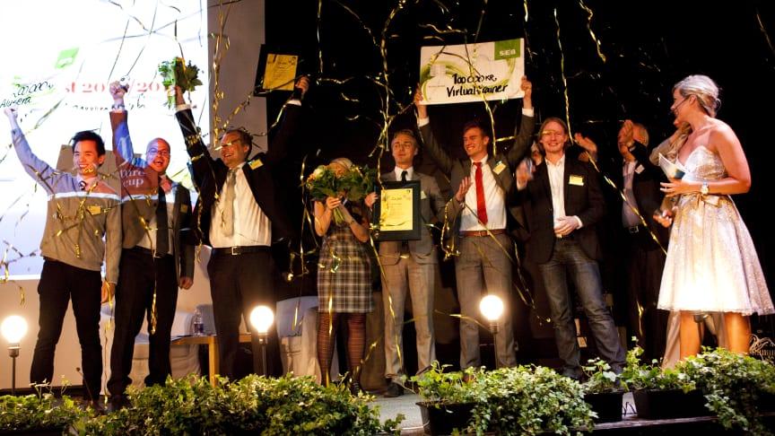 Revolutionerande idé vann förstapris i Västsveriges viktigaste entreprenörstävling