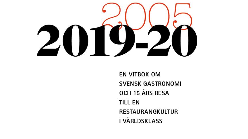 Fäviken Magasinet är Sveriges Bästa Restaurang. White Guide 2019 är här!