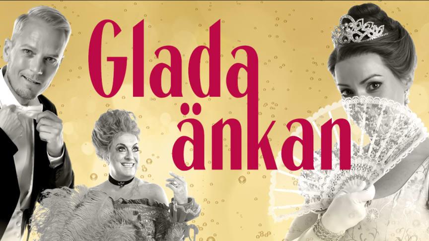 Operetten Glada Änkan öppnar upp Nöjesteaterns 80-årsjubileum!