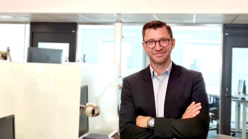 Magnus Gelkén, Strategic Growth & New Customer Acquisition Manager