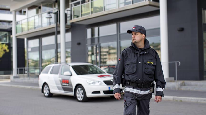 Securitas fortsätter leverera säkerhetstjänster åt Electrolux efter förlängt avtal.