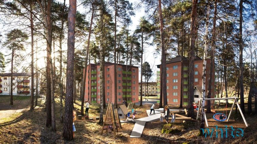 Kv Älgen, Västerås