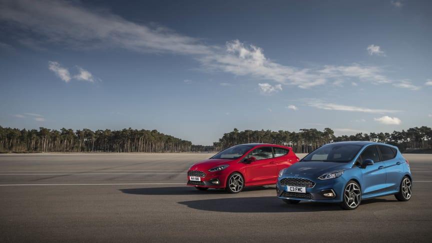 Nye Ford Fiesta ST - mye moro for pengene