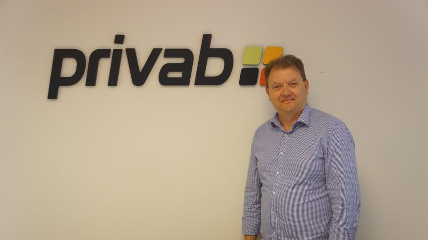 Privab Grossisterna AB har från 1 augusti anställt Jörgen Malmström som ny inköpschef. I hela sin arbetskarriär har han arbetat inom inköp och då i första hand med mat, dryck och konfektyr
