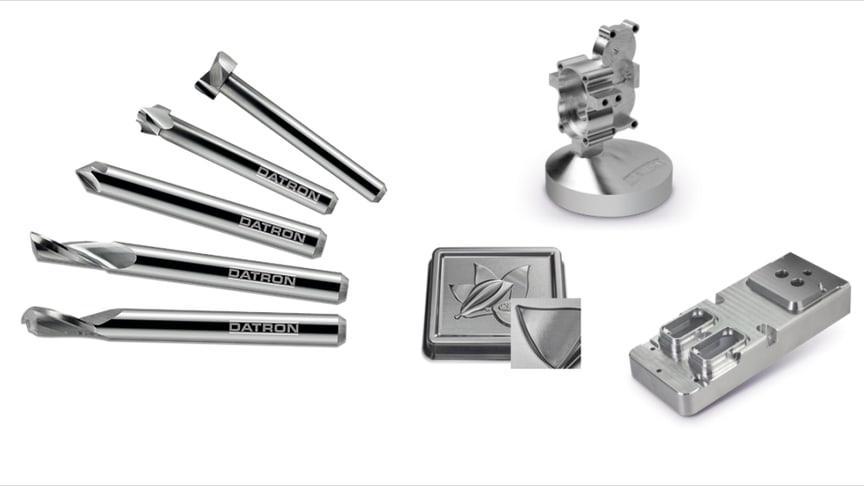 DATRON CNC-fräsverktyg för ett perfekt resultat