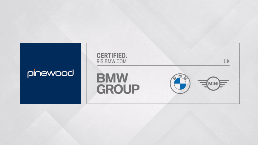 BMW certifierade