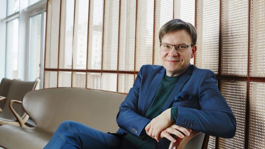 Sten Cranner, vd och konstnärlig chef för Göteborgs Symfoniker.