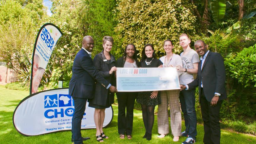 Employees share Mount Kilimanjaro summit success with CHOC