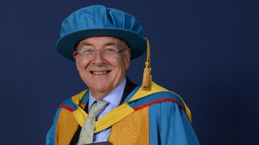 Northumbria University honours inspirational figures