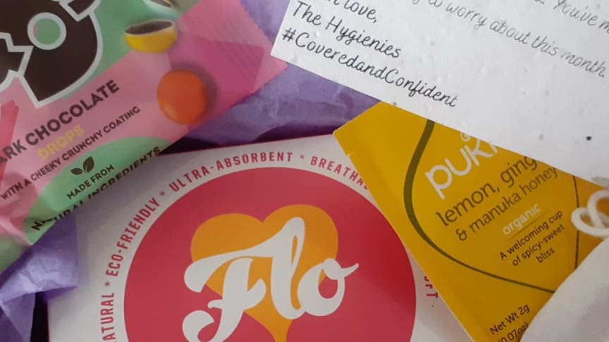 Northumbria students are tackling period poverty in the North East