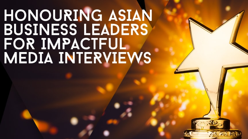 Hong Bao Media Savvy Awards now accepting nominations of Singaporean and Malaysian business leaders who are great orators and media performers