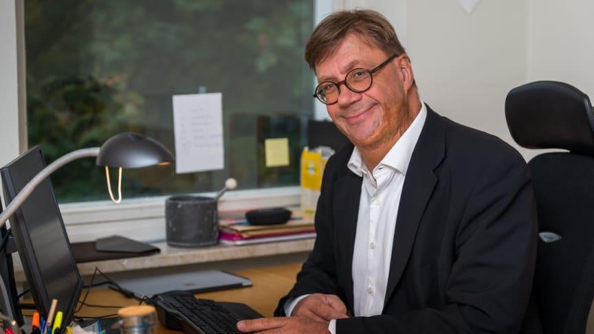 Kristian Silverberg, upphandlingschef i Trelleborgs kommun