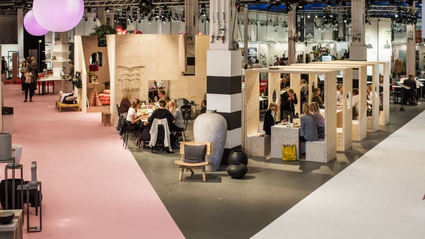 Formex launches a summer edition of Stockholm Design Week