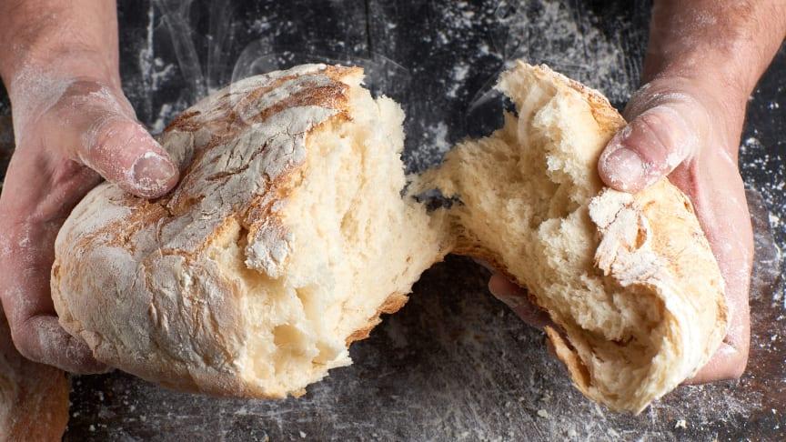 Bröd är något av det mest klimatsmarta vi kan äta.