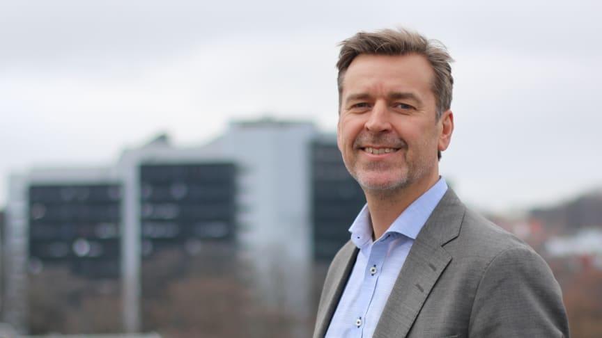 Hans-Henrik Merckoll, administrerende direktør, IBM Norge