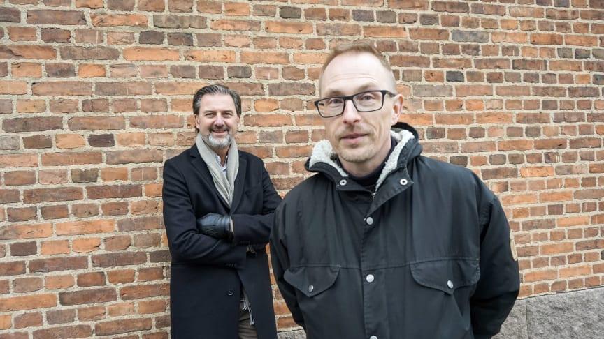 Jonas Aspelins och Anders Jönssons forskningsprojekt får en välbehövlig skjuts framåt tack vare anslag från Vetenskapsrådet.