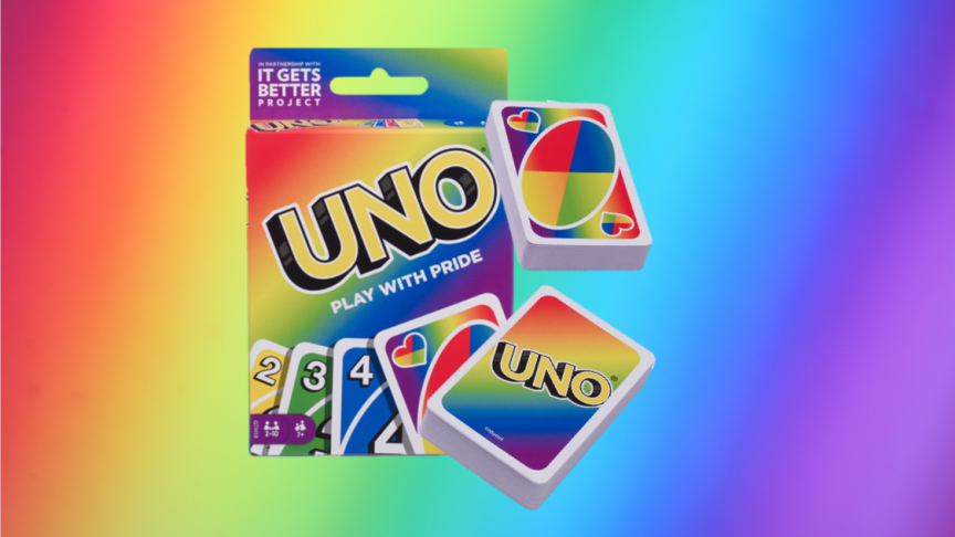 UNO® Play with Pride