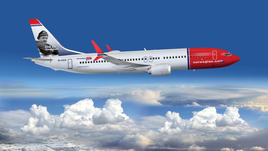 Norwegian's Boeing 737-8 MAX