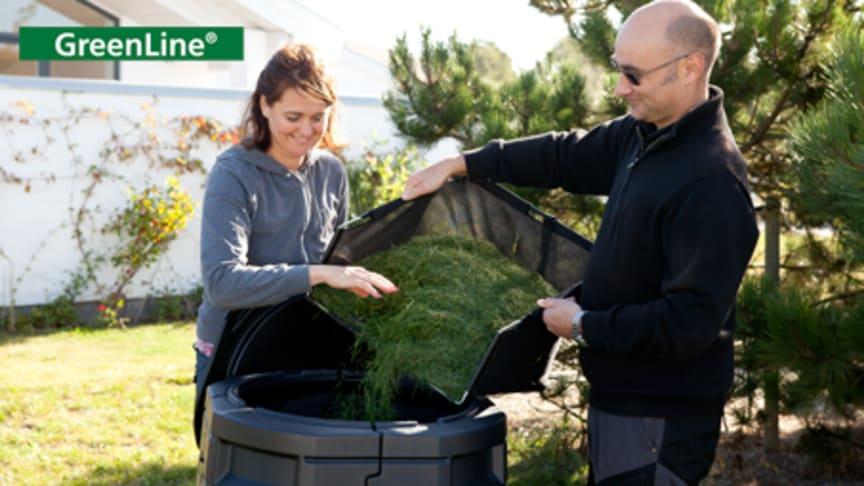 Kompostera mera – för hållbar utveckling och grönare trädgård