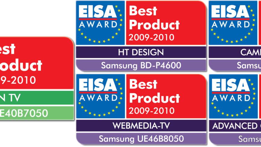 Årets grönaste tv från Samsung enligt  europeisk organisation för fackjournalister