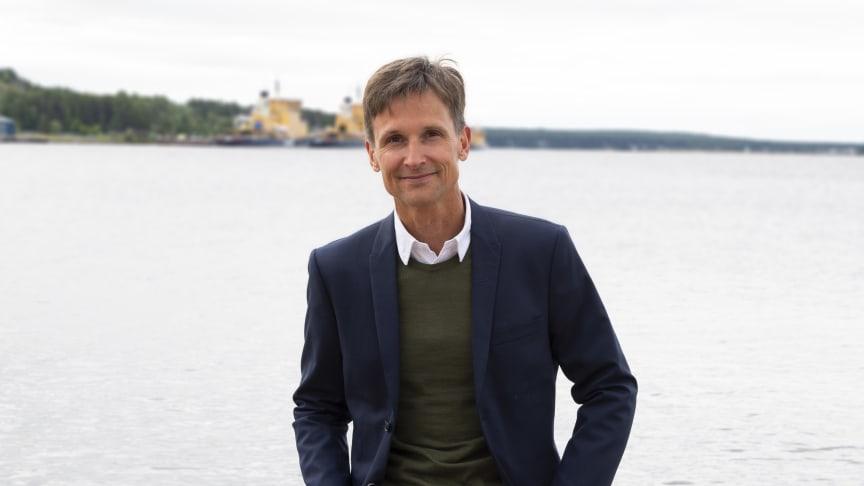 Niklas Jonsson, vd Norrlandsfonden