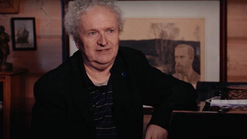KODEs huskomponist Wolfgang Plagge