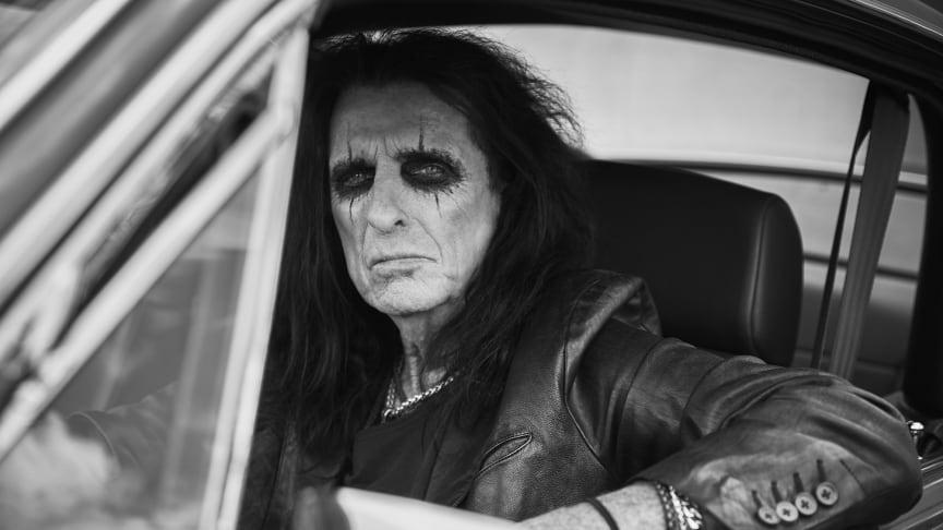 Alice Cooper spelar i Gävle 4 juni 2022